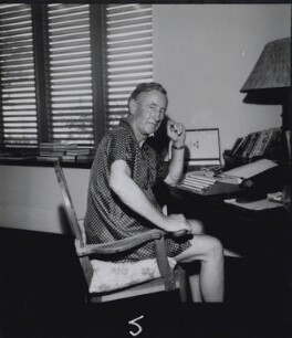 Ian Fleming, by Francis Goodman - NPG x195025