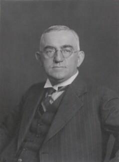William Forgan Smith, by Walter Stoneman - NPG x185371