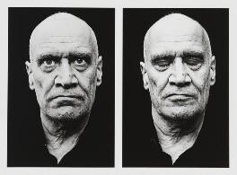 Wilko Johnson, by Brian David Stevens - NPG x137299