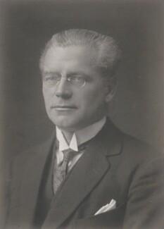Daniel Gerald Somerville, by Walter Stoneman - NPG x185387