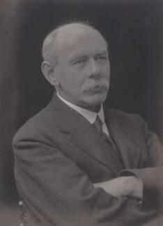 William Henry Somervell, by Walter Stoneman - NPG x185389
