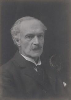 William Ritchie Sorley, by Walter Stoneman - NPG x185391