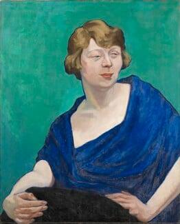 Dame Edith Evans (Dame Edith Mary Booth), by Henry Glintenkamp, 1922 - NPG 6977 - © Estate of H. Glintenkamp