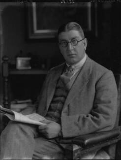 Bertram Alfred Wood Stone, by Lafayette - NPG x184539