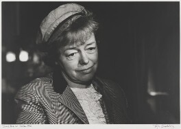 Joan Littlewood, by Jurgen Schadeberg - NPG x137289