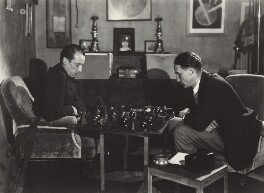 Marcel Duchamp, Comte Raoul de Roussy de Sales, by Man Ray - NPG x137308