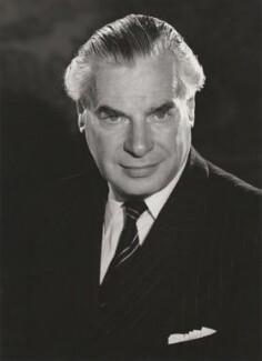 Robert William Speaight, by Walter Bird - NPG x185406