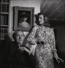 Brian Desmond Hurst; Sally Gray, by Francis Goodman - NPG x195050