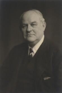 Sir Albert Gerald Stern, by Walter Stoneman - NPG x185460