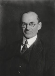Sir Kenneth Dugald Stewart, 1st Bt, by Walter Stoneman - NPG x185474
