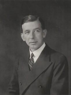 Sir (Samuel) Findlater Stewart, by Walter Stoneman - NPG x185477