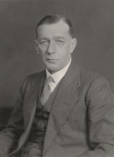 Sir Thomas Alexander Stewart, by Walter Stoneman - NPG x185481