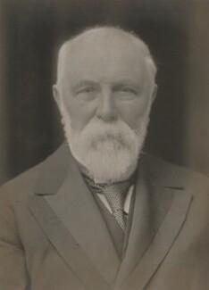 Sir Robert Stout, by Walter Stoneman - NPG x185516