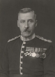 Odo Richard Vivian, 3rd Baron Swansea, by Walter Stoneman - NPG x185563