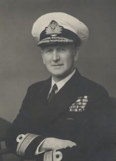 Sir Richard Victor Symonds-Tayler, by Walter Stoneman - NPG x185581
