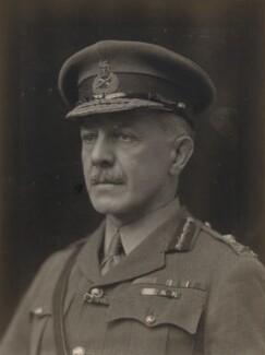 Sir Harold Arthur Lewis Tagart, by Walter Stoneman - NPG x185582