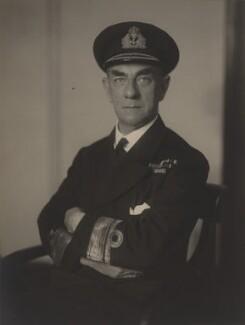 Sir (William Eric) Campbell Tait, by Walter Stoneman - NPG x185585