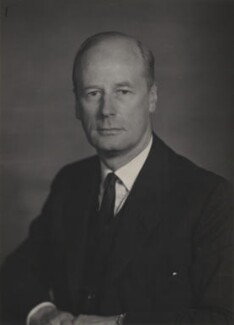Milo John Reginald Talbot, 7th Baron Talbot de Malahide, by Walter Stoneman - NPG x185586
