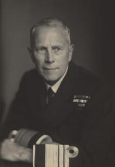 Sir Cecil Ponsonby Talbot, by Walter Stoneman - NPG x185589