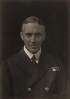 Henry Fitzgerald George Talbot, by Walter Stoneman - NPG x185591