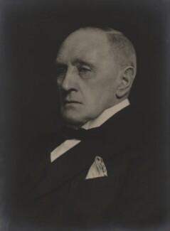 Sir Walter John Tapper, by Walter Stoneman - NPG x185593