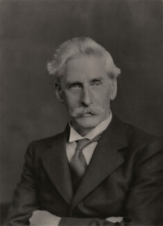 Sir Robert Inigo Tasker, by Walter Stoneman - NPG x185595