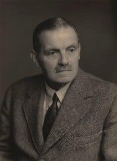 Sir Ivon Hope Taunton, by Walter Stoneman - NPG x185597