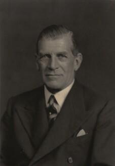 Sir Ernest Augustus Taylor, by Walter Stoneman - NPG x185600