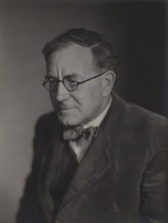 Alan John Percivale Taylor, by Walter Stoneman - NPG x185601
