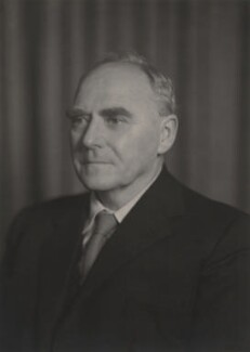 Sir Geoffrey Ingram Taylor, by Walter Stoneman - NPG x185604