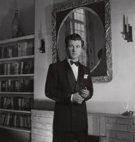 Bryan Forbes, by Francis Goodman - NPG x195059
