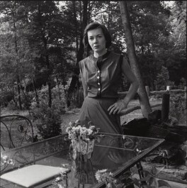 Patricia Highsmith, by Francis Goodman - NPG x195062