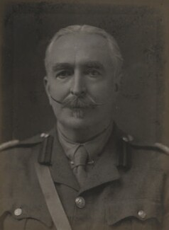 Henry Edward Montagu Dorington Clotworthy Upton, 4th Viscount Templetown, by Walter Stoneman - NPG x185624