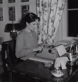 Oona O'Neill, by Francis Goodman - NPG x195067
