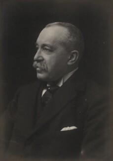 James Thomas Woodhouse, 1st Baron Terrington, by Walter Stoneman - NPG x185629
