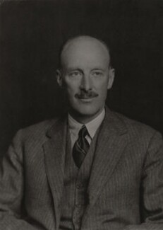 Charles Harold Tetley, by Walter Stoneman - NPG x185630