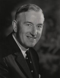 Sir Herbert Tetley, by Walter Bird - NPG x185631
