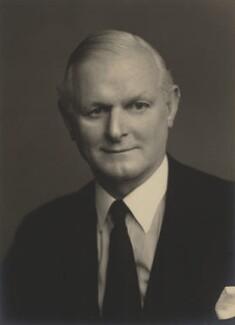 Christopher John Henry Roper-Curzon, 19th Baron Teynham, by Walter Stoneman - NPG x185633