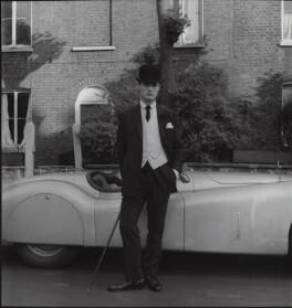 David Hicks, by Francis Goodman - NPG x195071