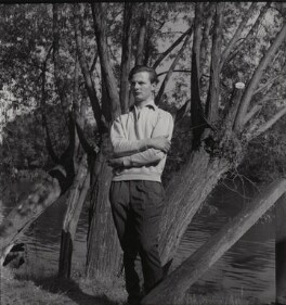 David Hicks, by Francis Goodman - NPG x195072