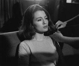 Christine Keeler, by Tom Blau - NPG x137311