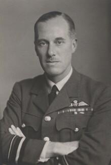 William Edward Theak, by Walter Stoneman - NPG x185634