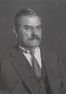 Sir Arnold Theiler, by Walter Stoneman, 1931 - NPG x185635 - © National Portrait Gallery, London