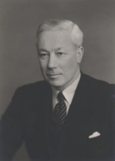 Sir Ben Bowen Thomas, by Walter Stoneman - NPG x185640