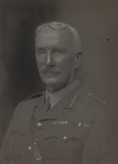 Charles William Thompson, by Walter Stoneman - NPG x185656