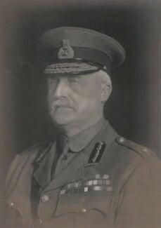 Sir Harry Neville Thompson, by Walter Stoneman - NPG x185661