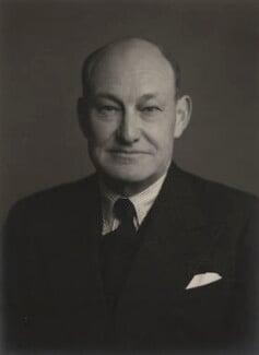 Sir (Joseph) Herbert Thompson, by Walter Stoneman - NPG x185662