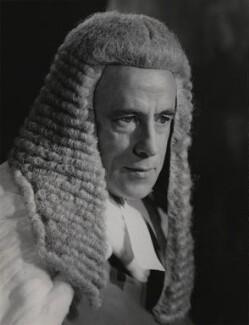 Sir John Thompson, by Walter Bird - NPG x185664