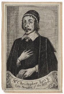 Christopher Love, probably after Cornelis Johnson Jr (Jonson van Ceulen) - NPG D42605