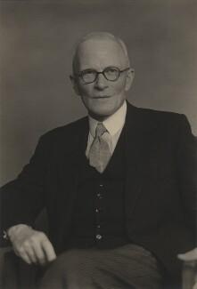 Sir (Louis) Lionel Harry Thompson, by Walter Stoneman - NPG x185666